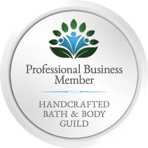 Professional Member of the Handcrafted Bath & Body Guild
